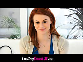 Casting Couch X petite first timer