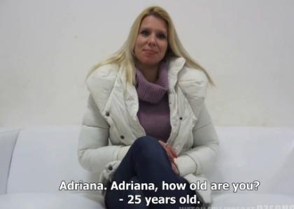 CZECH CASTING - Damn sexy Adriana (0777)