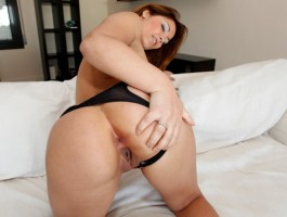 Pretty Hungarian girl Lana S has her tight Ass fucked