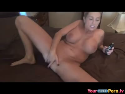 Neighbor fucking my fat ass in POV