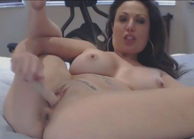 Busty Brunette Milf Hardcore Masturbation