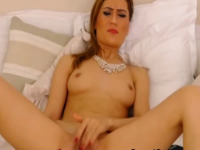 Hot Sexy Babe Loves Masturbation Show