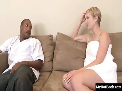 Check out the body on this short blonde haired teen Nora Skyy, who
