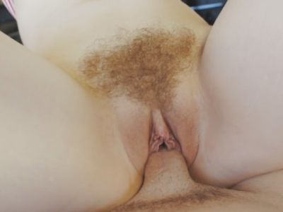 Delicious NIki Snow rides step brother's dick till he cums in her young vagina